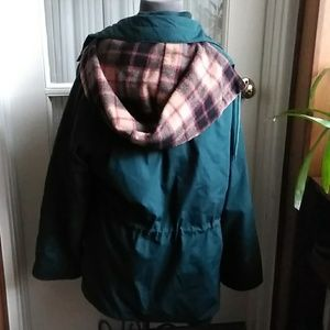 👍Sears Roebuck Wool Cotton Heavy Coat